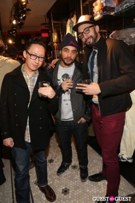 paul chang in Scotch & Soda Launch Party