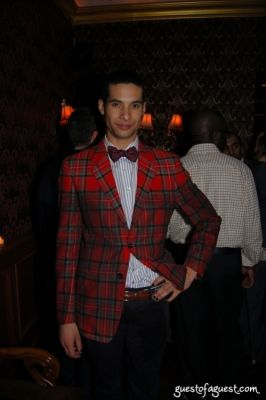 paul johnson-calderon in Naughty or Nice Party at Haven