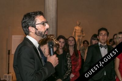 paul van-zyl in Metropolitan Museum of Art Apollo Circle Benefit