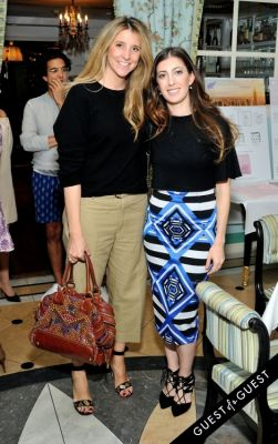 katya libin in Monica + Andy Baby Brand Celebrates Launch of