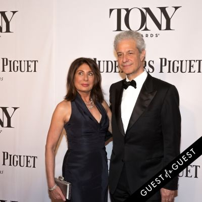 paula wagner in The Tony Awards 2014