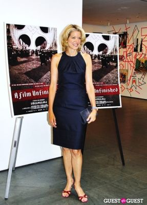 paula zahn in NY Premiere of