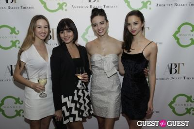 paulina -waski in The 4th Annual American Ballet Theatre Junior Turnout Fundraiser