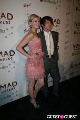 paydin lopachin in Nomad Two Worlds Opening Gala