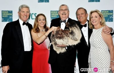 liz berens in Wildlife Conservation Society Gala 2013