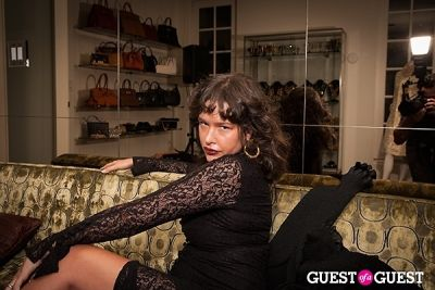 paz de-la-huerta in Decades & Bea Szenfeld Art & Fashion  Hosted by B. Åkerlund