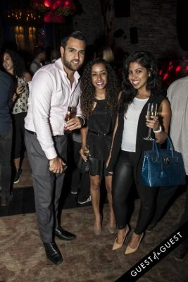 pedro martinez in Summer Soirée at TAO Downtown
