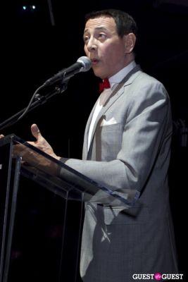 peewee herman in Paper Mag's 6th Annual Nightlife Awards