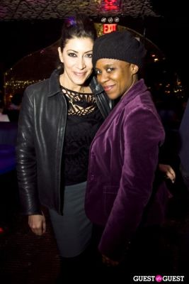 yolanda shoshana in Strictly Social Diva Remix Launch Party