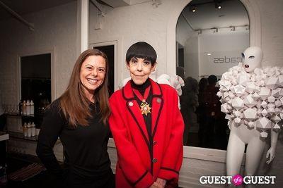 peggy moffitt-claxton in Decades & Bea Szenfeld Art & Fashion  Hosted by B. Åkerlund