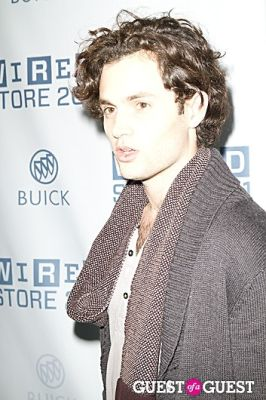 penn badgley in 2011 Wired Store Opening Night Launch Party