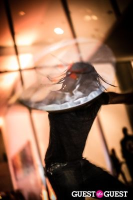 performance mosphere in Brazil Foundation Gala at MoMa