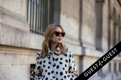 pernille teisbaek in Paris Fashion Week Pt 2