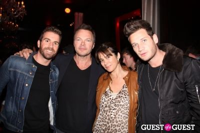 pete tong in Symmetry Live: An Exclusive Acoustic Performance by Foxes at W Hollywood