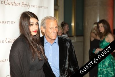 peter beard in Gordon Parks Foundation Awards 2014