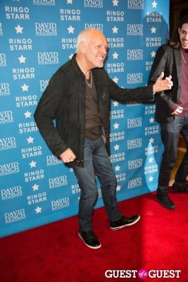 """peter frampton in Ringo Starr Honored with """"Lifetime of Peace & Love Award"""" by The David Lynch Foundation"""
