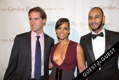 swizz beatz in Gordon Parks Foundation Awards 2014