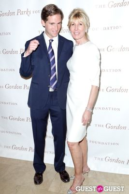 diana revson in The Gordon Parks Foundation Awards Dinner and Auction 2013