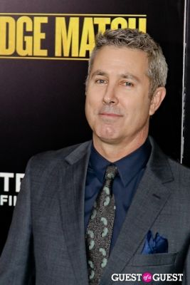 peter segal in Grudge Match World Premiere