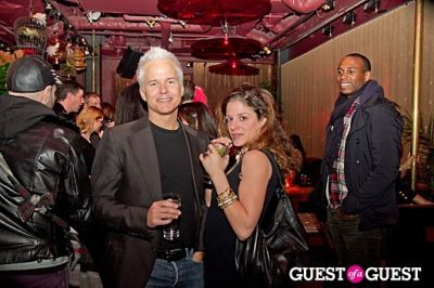 tracy shone in Malik So Chic's Dirty Thirty Bash
