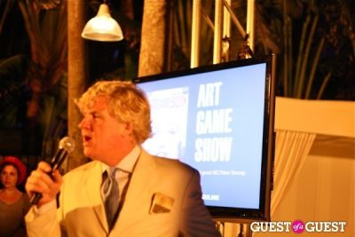peter tunney in Assouline Art Game Show