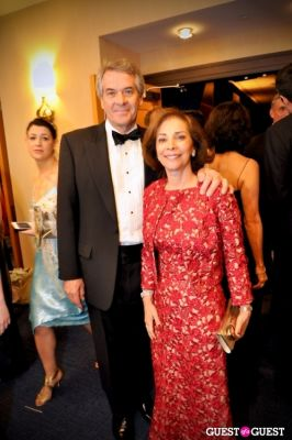susie westmacott in White House Correspondents' Dinner 2013