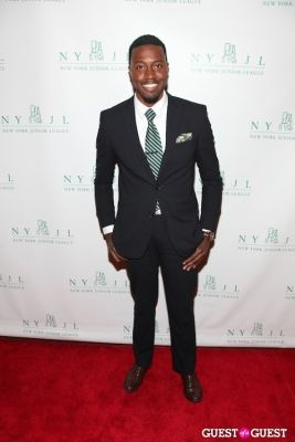 phaon spurlock in NYJL 14th Annual Fall Fete