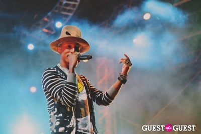 pharrell in Coachella 2014 Weekend 2 - Saturday