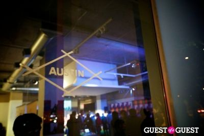 phil kuhlenbeck in Swatch Austin Store Opening Celebration