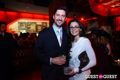 philip ballard in Team Fox Young Professionals of NYC Fall Gala