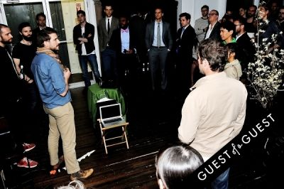 philip manoel-de-haas in Dom Vetro NYC Launch Party Hosted by Ernest Alexander