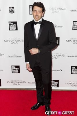 philippe bonay in 40th Annual Chaplin Awards honoring Barbra Streisand
