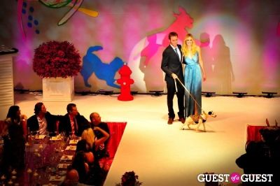 philippe cousteau in Fashion For Paws 2012