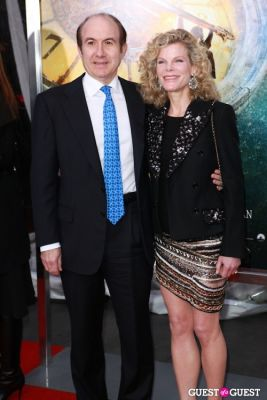 philippe dauman in Martin Scorcese Premiere of