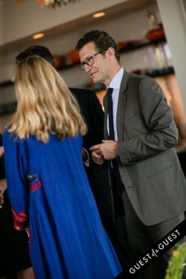 philippe farnier in Guest of a Guest & Cointreau's NYC Summer Soiree At The Ludlow Penthouse Part II