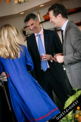 mark breene in Guest of a Guest & Cointreau's NYC Summer Soiree At The Ludlow Penthouse Part II
