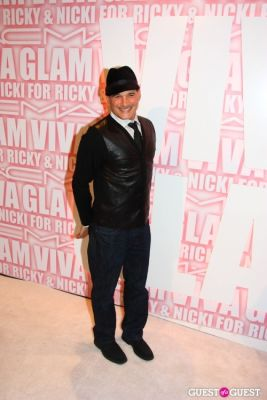 phillip bloch in MAC Viva Glam Launch with Nicki Minaj and Ricky Martin