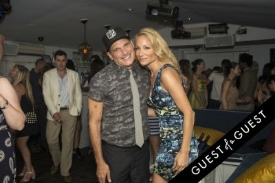 phillip bloch in The Untitled Magazine Hamptons Summer Party Hosted By Indira Cesarine & Phillip Bloch