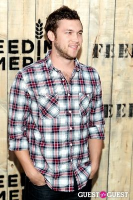 phillip phillips in FEED USA + Target VIP