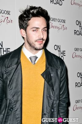phillip spaeth in NY Premiere of ON THE ROAD