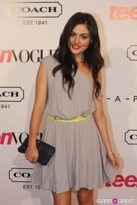 phoebe jane-tonkin in 9th Annual Teen Vogue 'Young Hollywood' Party Sponsored by Coach (At Paramount Studios New York City Street Back Lot)