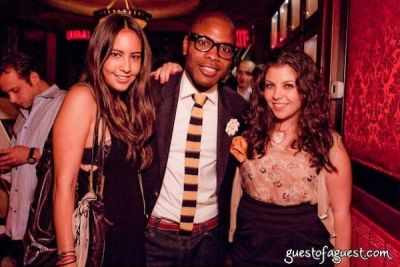 keino benjamin in Lauren Rae Levy's Birthday Celebration