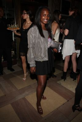 phylicia fant in Ambassador Party, The Gates