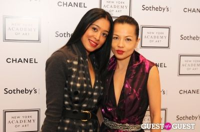 thuy diep in The New York Academy Of Art's Take Home a Nude Benefit and Auction