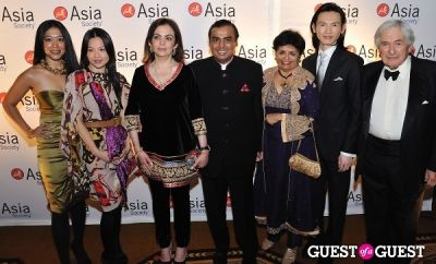 mukesh ambani in Asia Society Awards Dinner