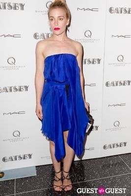 piper perabo in A Private Screening of THE GREAT GATSBY hosted by Quintessentially Lifestyle