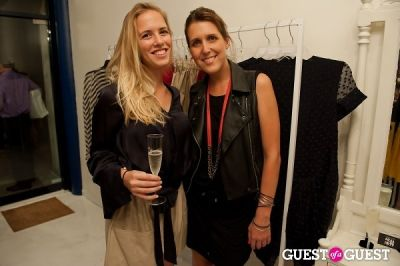 ann cayer in FNO Celebrates The Opening Of Alexander Berardi New York Flagship Boutique