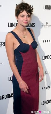 pixie geldof in British Fashion Council Present: LONDON Show ROOMS LA Cocktail Party