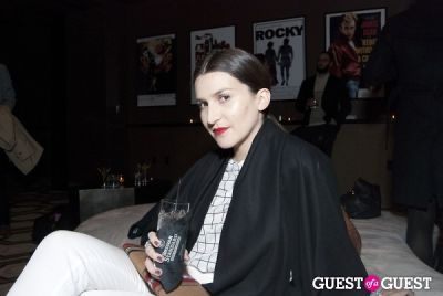 pola thomson in Portable's Fashion on Film Party