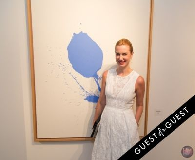 polina proshkina in Gallery Valentine, Mas Creative And Beach Magazine Present The Art Southampton Preview